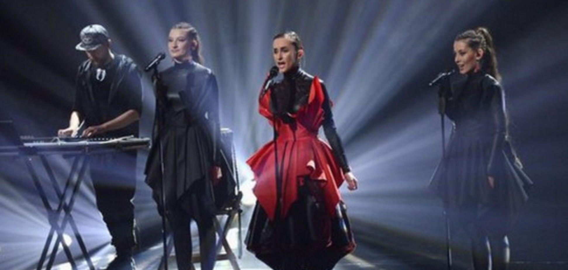Евровидение 2020: позиции Украины резко обвалились после объявления представителя РФ
