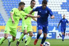 'Динамо' в большинстве обыграло 'Колос' в Премьер-лиге Украины