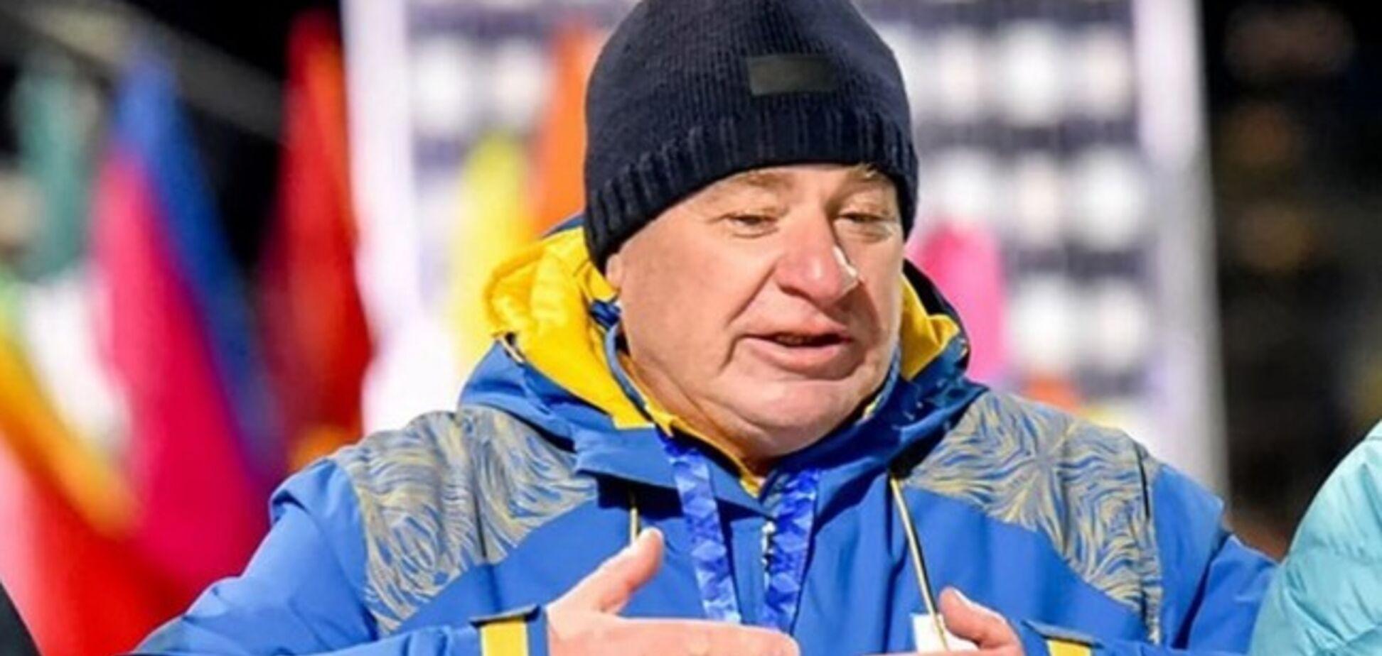 Бринзак: не маючи патронів, ми думаємо, що Україна - гранд у світовому біатлоні