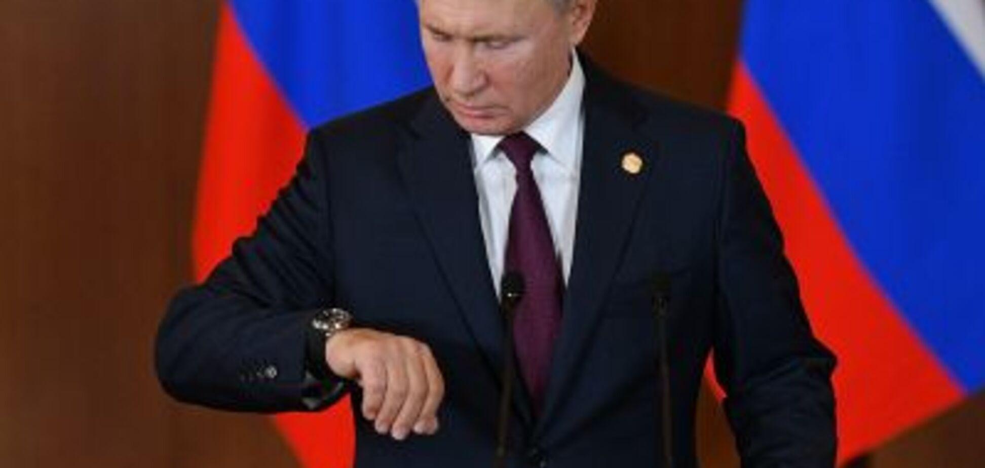 Уроки української історії від Путіна