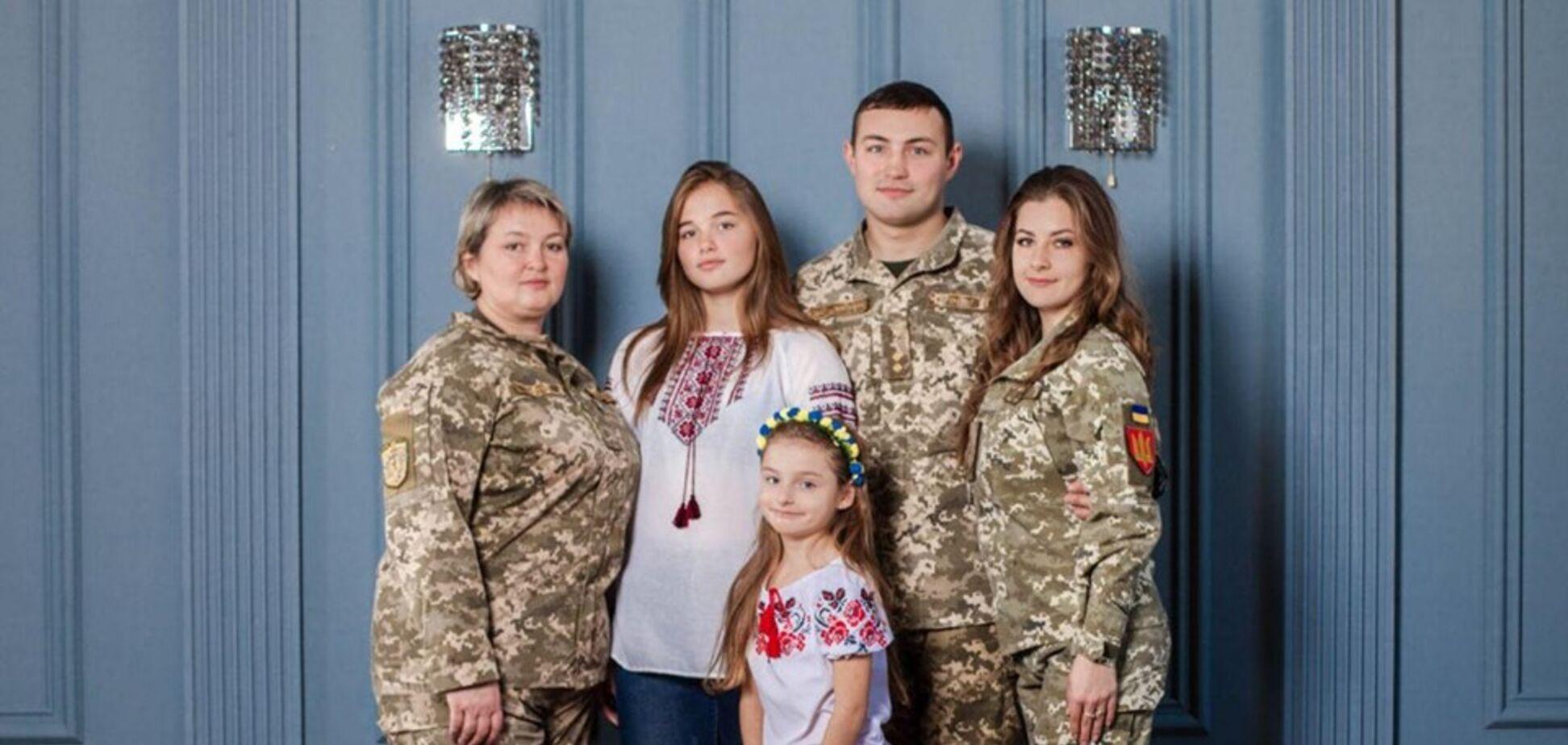 Семья Третьяков