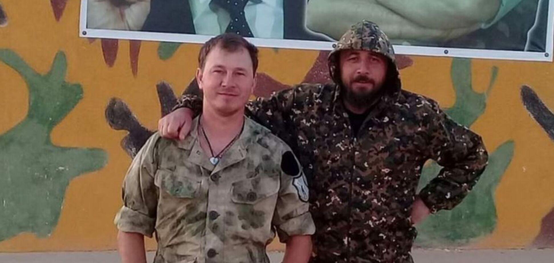 Найманці ПВК Вагнер у Сирії