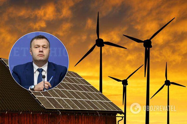 """""""Ждать больше нельзя"""": в правительстве Украины подготовили сценарий развития ВИЭ"""