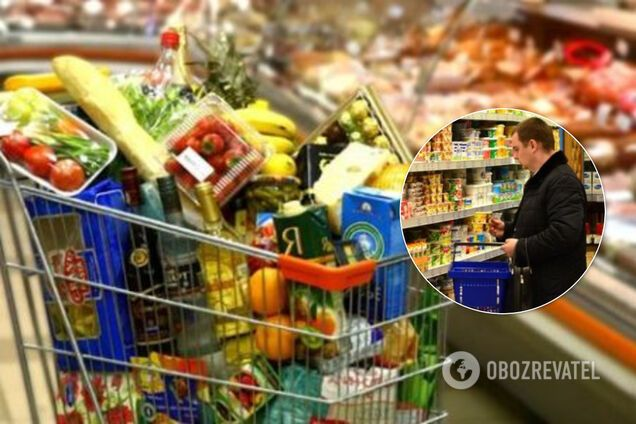 Названі найнебезпечніші продукти в українських супермаркетах