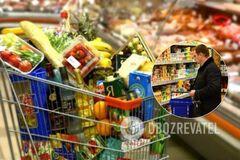 Названо найнебезпечніші продукти в українських супермаркетах