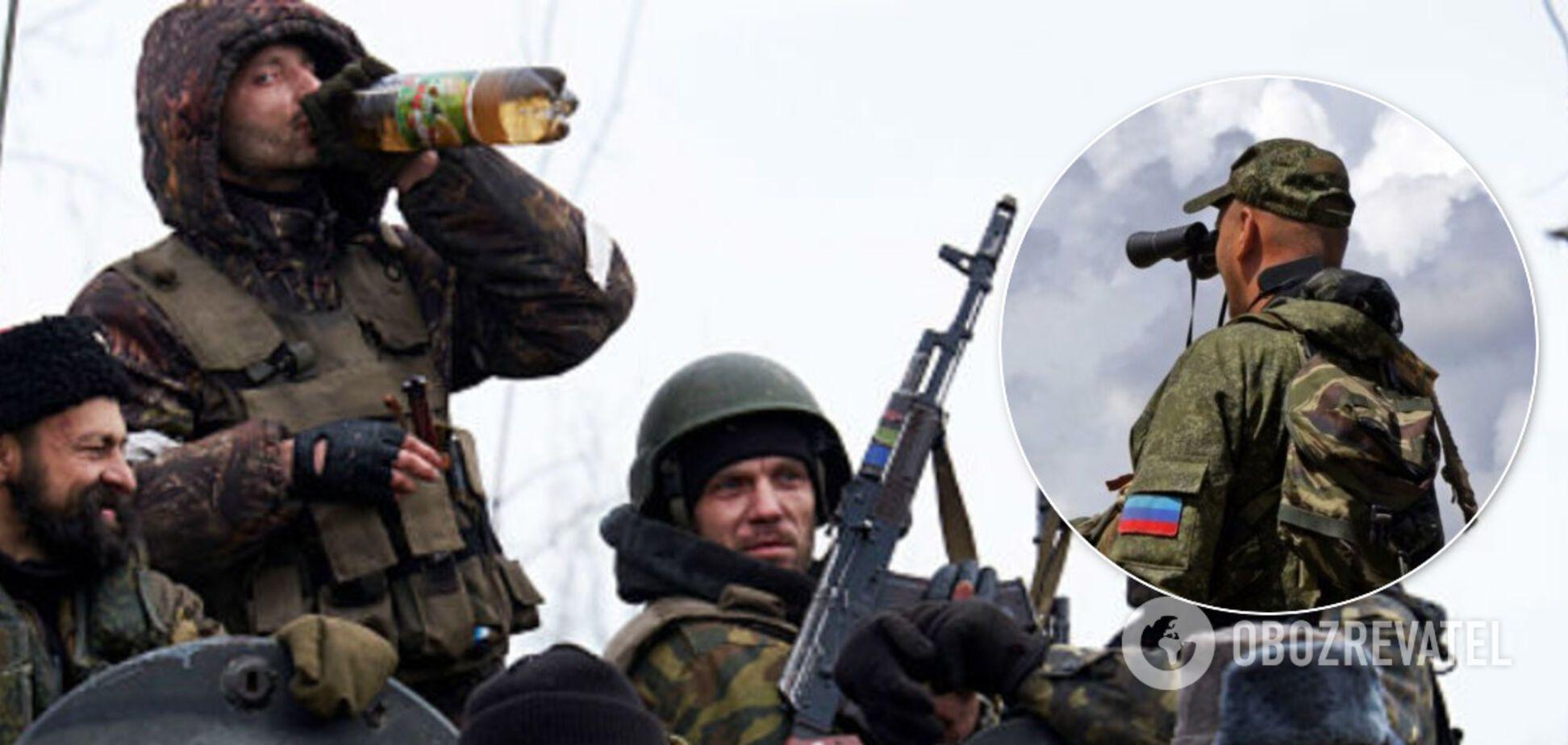 Российские офицеры разворовали деньги для 'Л/ДНР': в рядах террористов хаос
