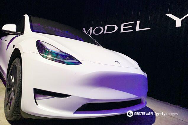 Отримають лише обрані: Tesla підготувала до відвантаження перші електромобілі Model Y