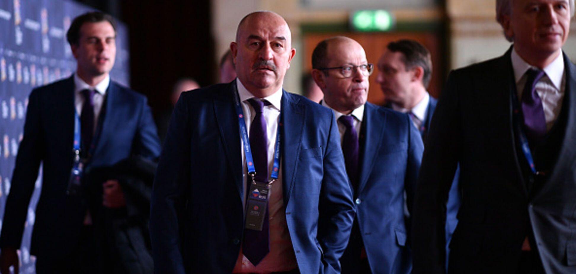 Россия получила соперников по Лиге наций