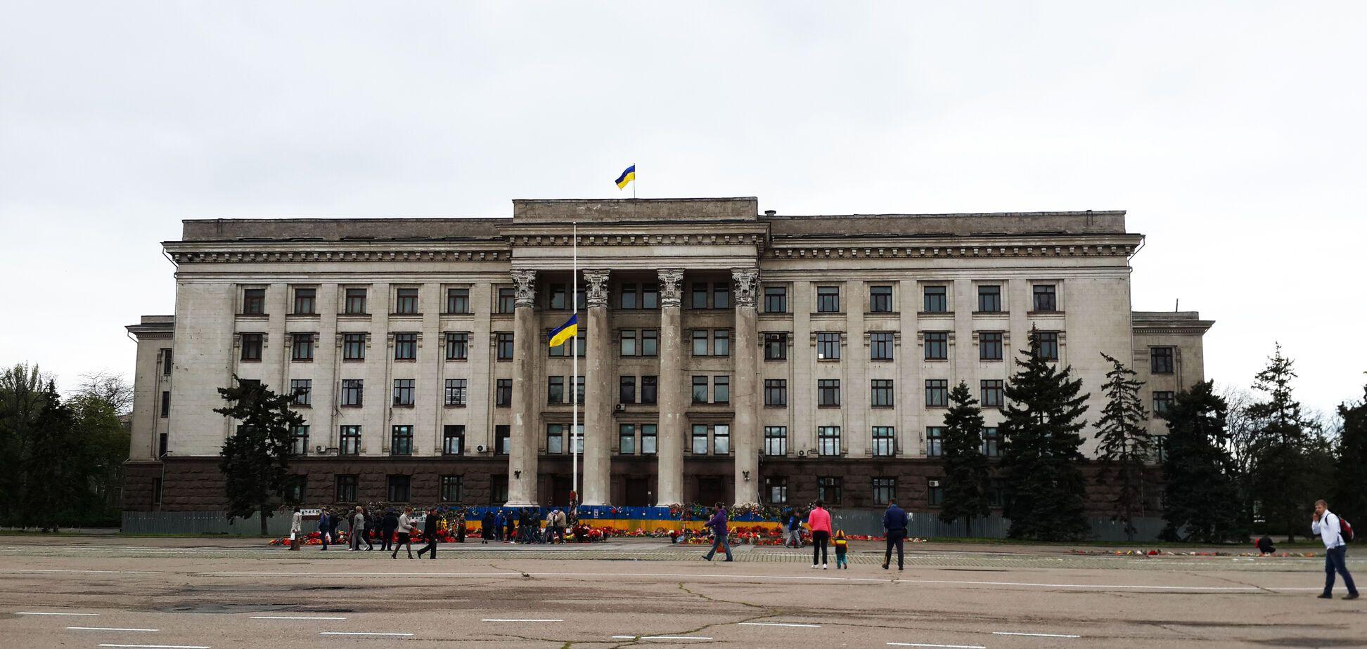 В Одесі після гучного скандалу відмовилися від пам'ятника антимайданівцям