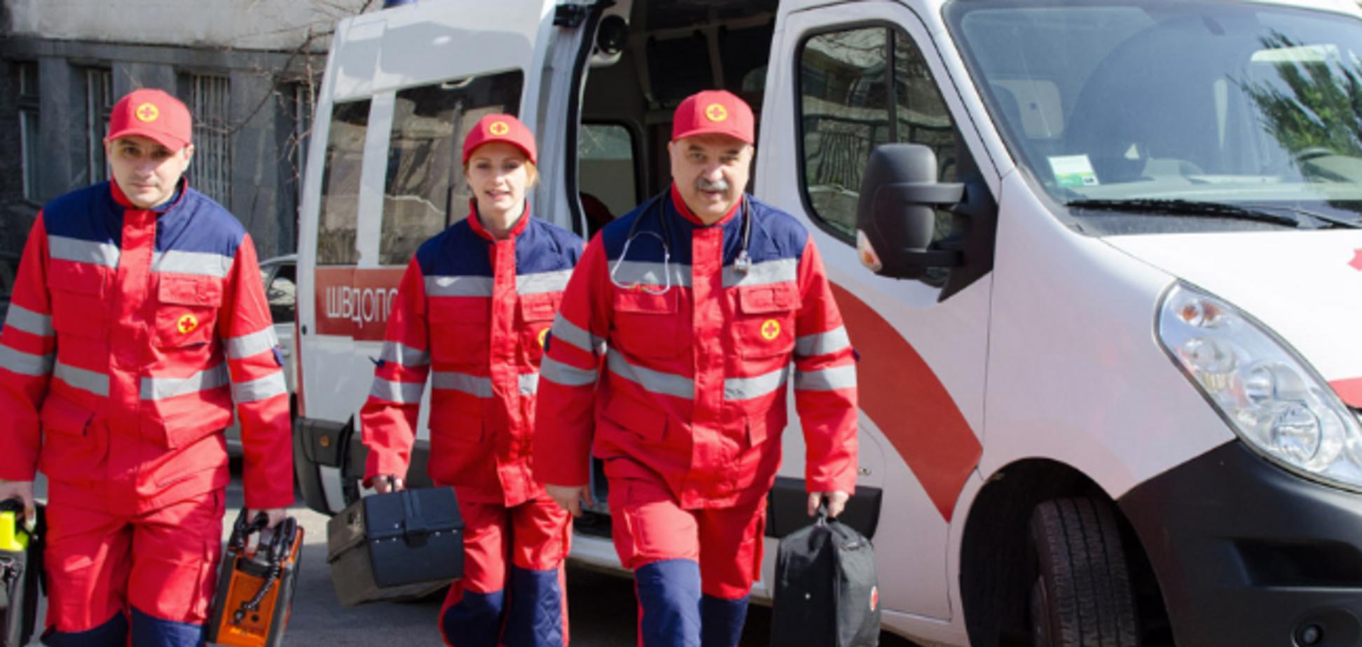 В Україні через коронавірус змінять правила виклику швидкої допомоги