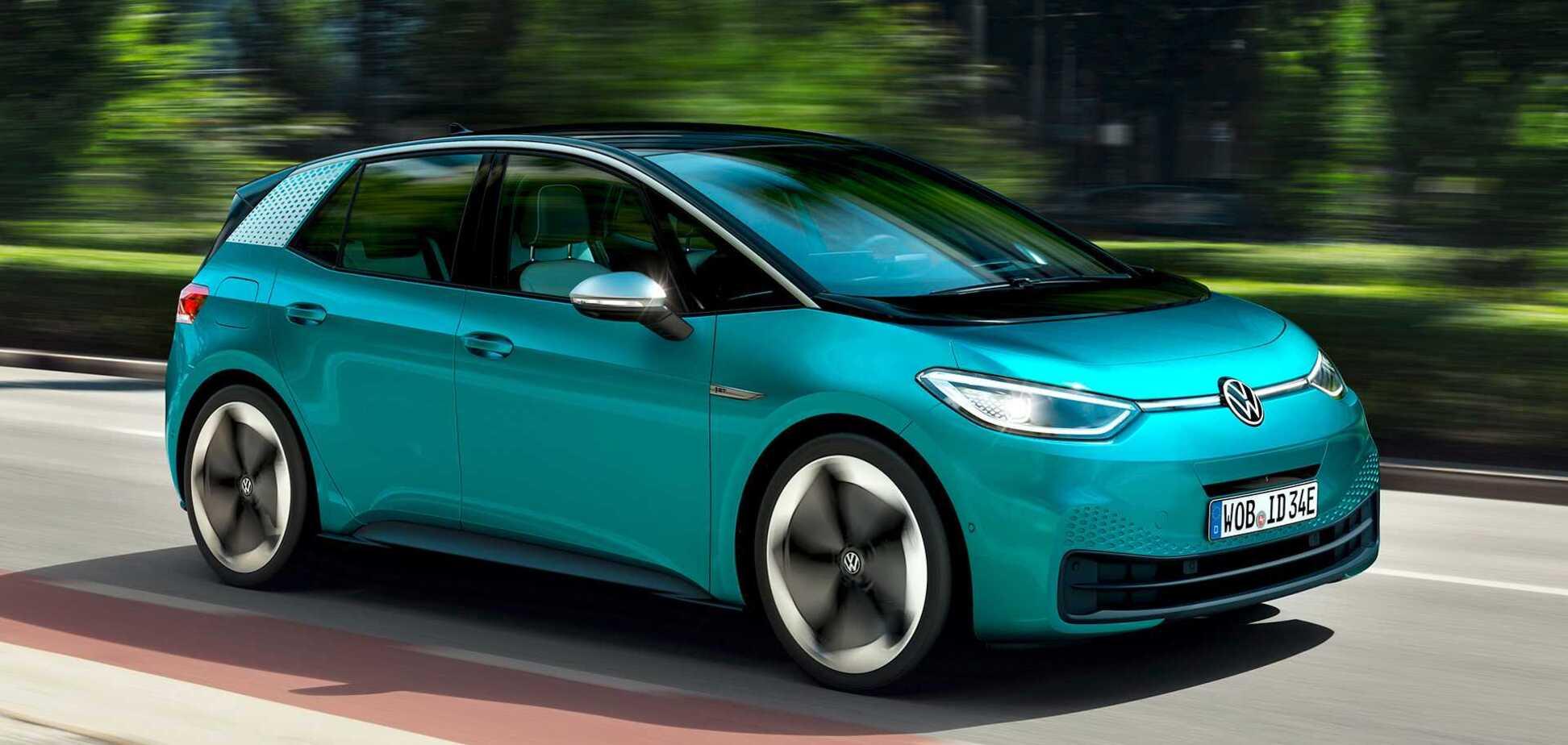 Революционный электромобиль VW: раскрыто самое главное