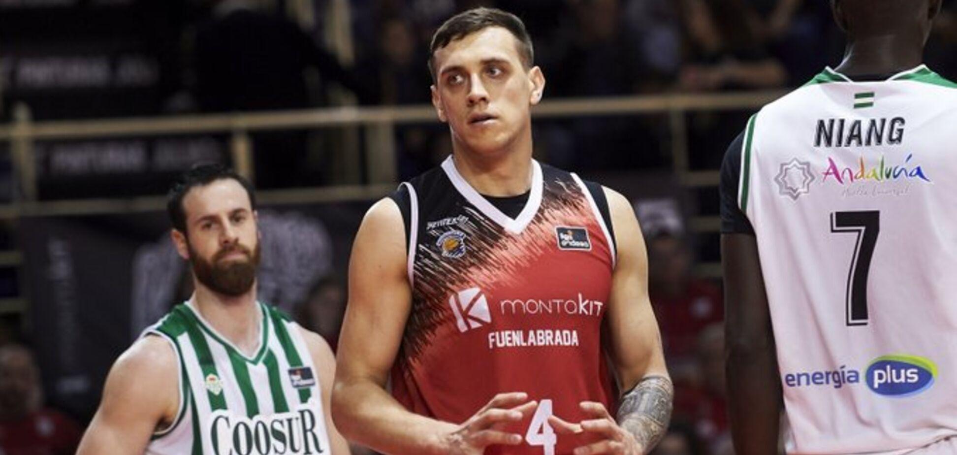 Баскетболіст збірної України, який заразився коронавірусом, виступив із заявою
