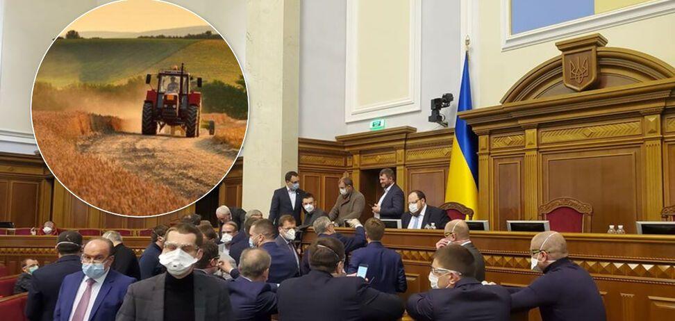В Украине запустили рынок земли: Рада приняла сенсационное решение и новые правила