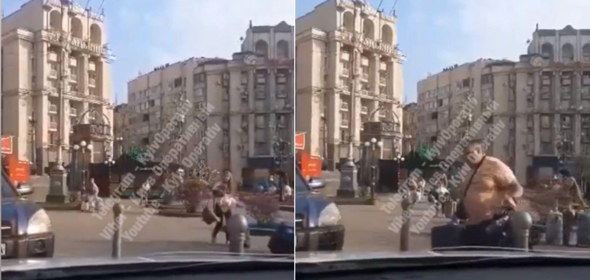 У Києві обсервовані українці втекли з готелю