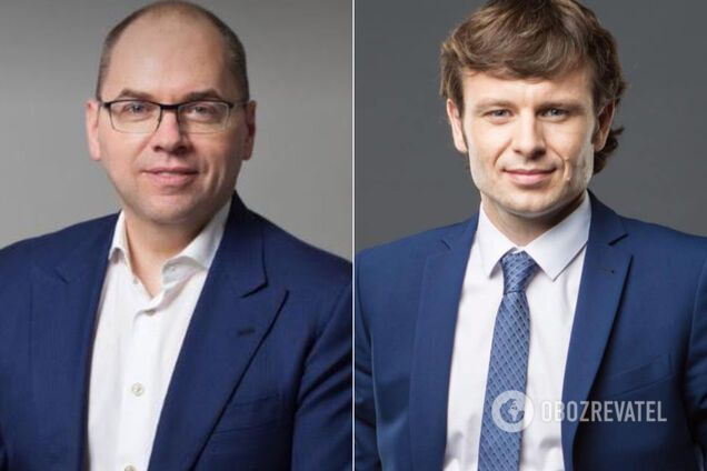 Максим Степанов і Сергій Марченко