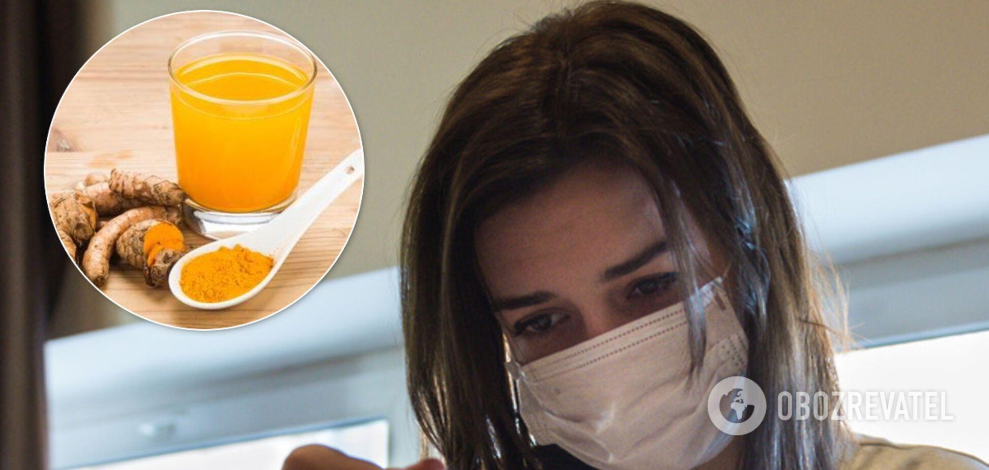 Как защитить легкие от коронавируса: спасет простой напиток