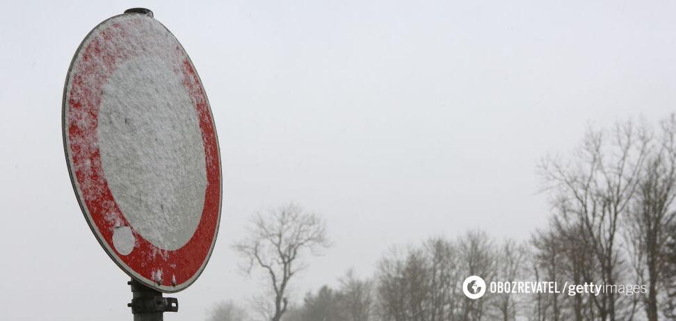 На Украину обрушится снежный шторм: куда вернется зима
