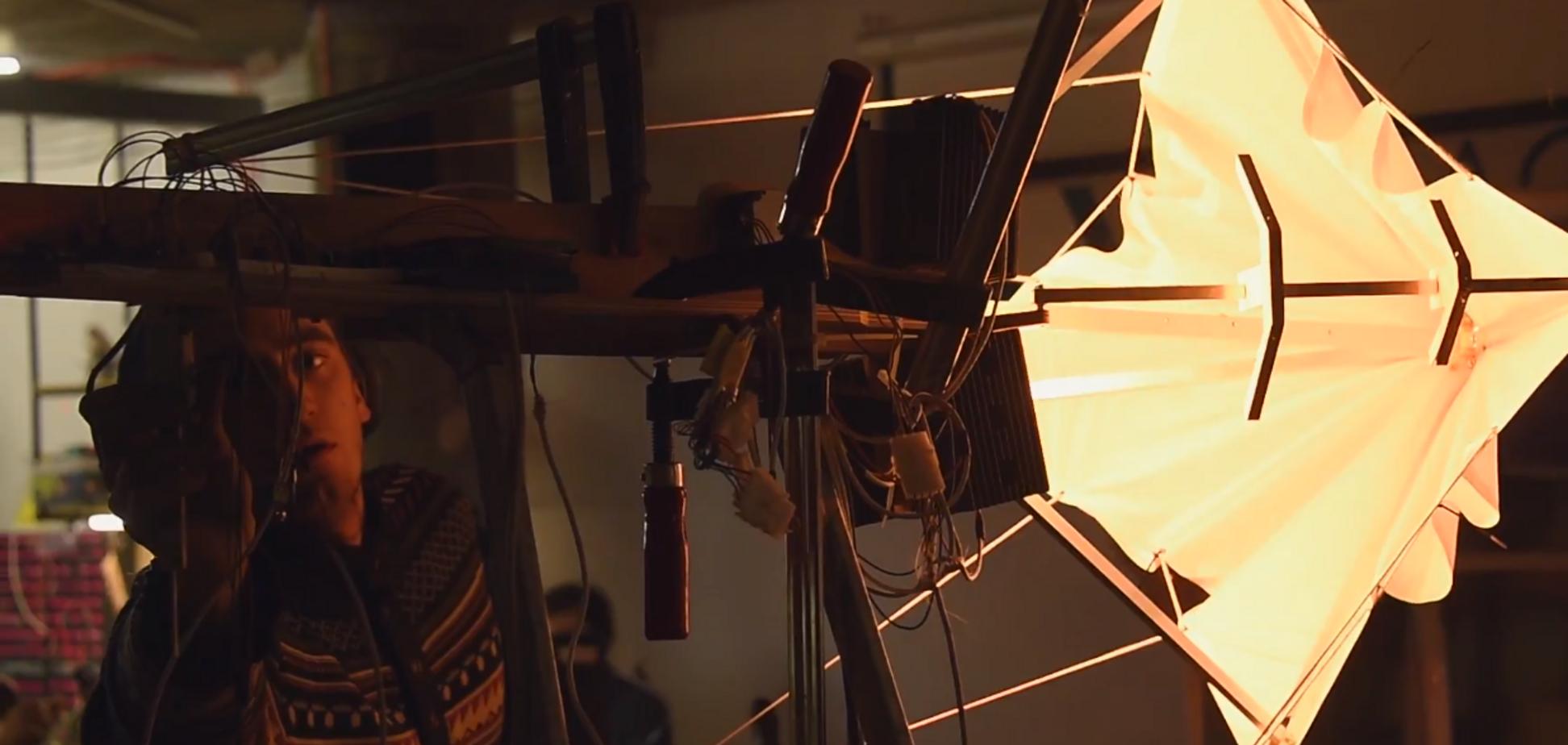 В Харькове студенты открыли сверхсовременную научную лабораторию в гараже. Видео
