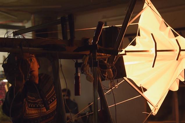У Харкові студенти відкрили надсучасну наукову лабораторію в гаражі. Відео
