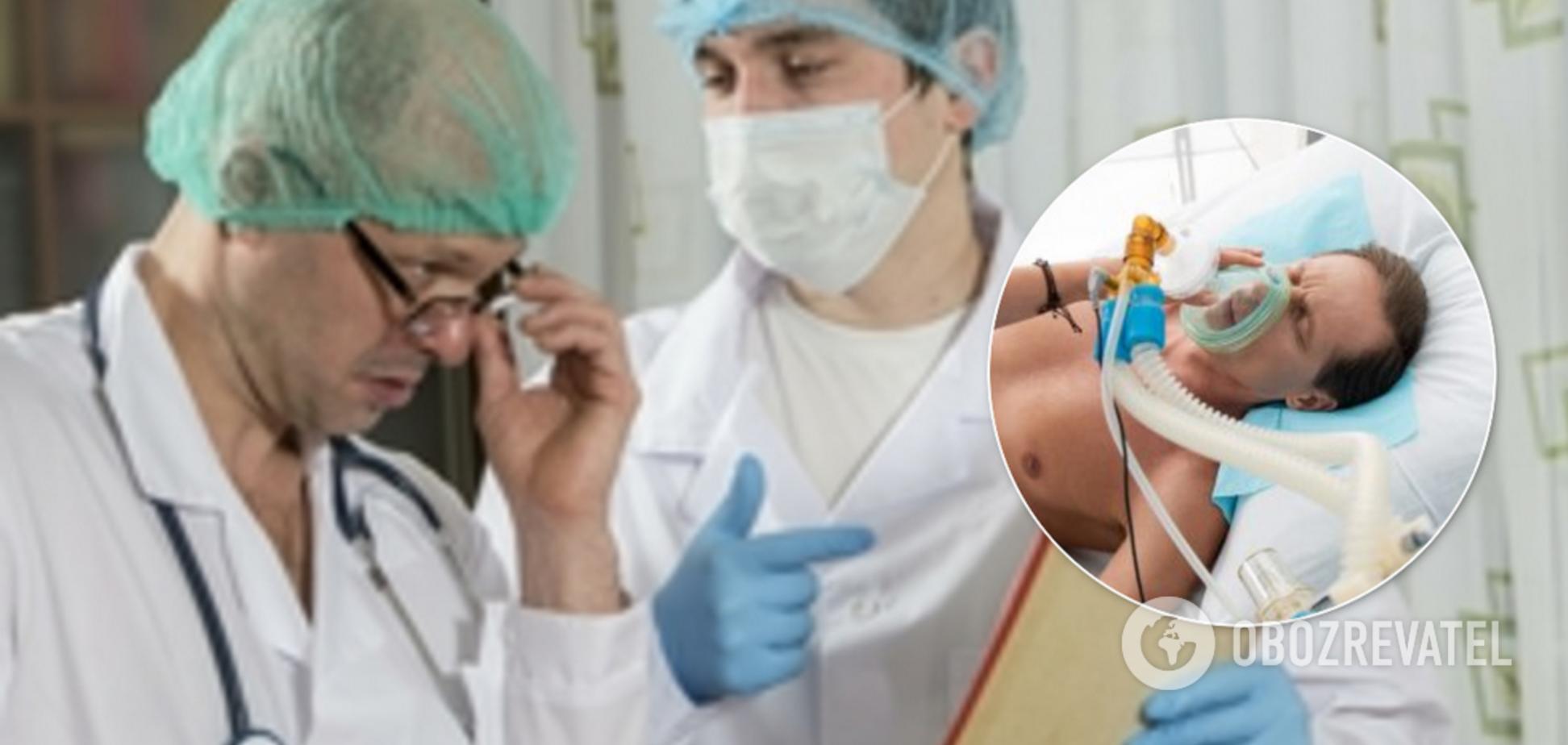 В Новомосковске больному с коронавирусом несколько дней не могли поставить диагноз