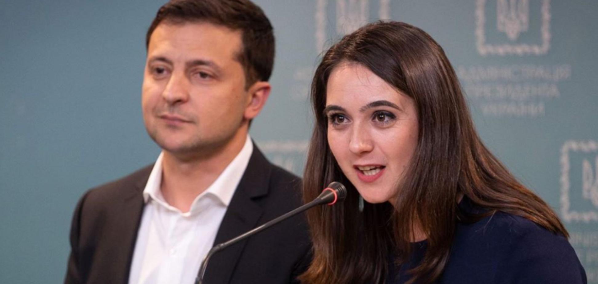 Скандал с братом Ермака: Мендель заявила, что Зеленский не должен реагировать
