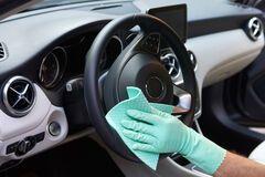 Дезинфекция авто в условиях эпидемии: быстро, просто, эффективно