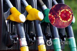 Из-за коронавируса транзит нефтепродуктов через Украину обрушился на 27%