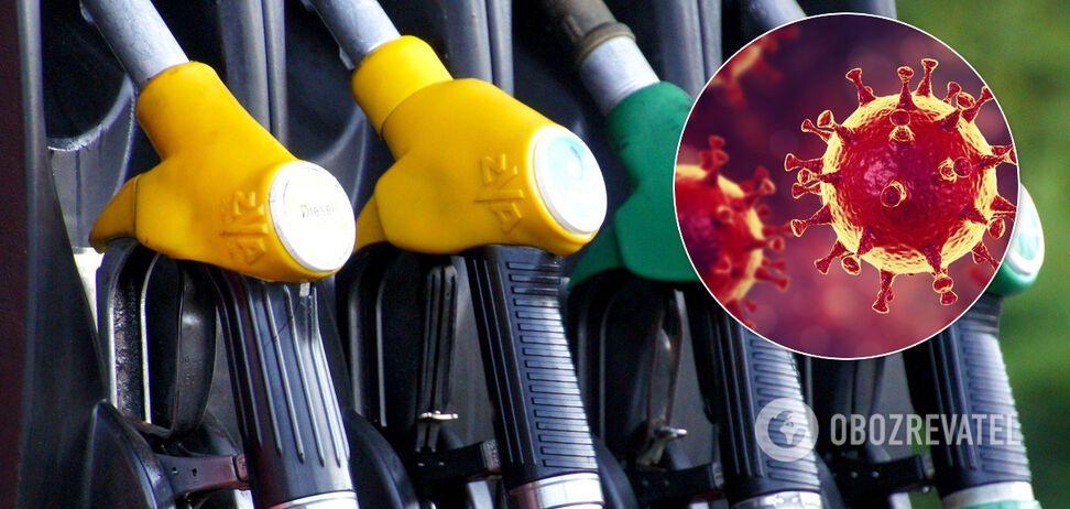 Цены на бензин в Украине могут снизиться на 3 грн/л