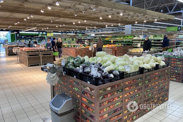 У магазинах Києва зник ажіотаж