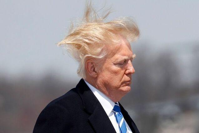 Трамп выдал шутку о своей знаменитой прическе