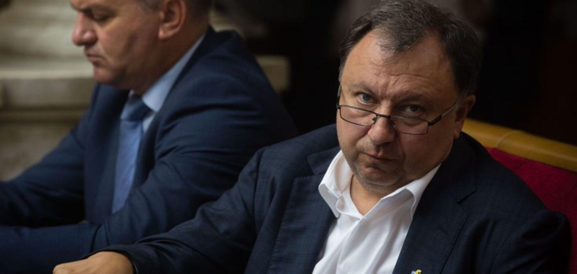 Княжицкий: голосование за банки и землю показало, кто служит олигархам, а кто – Украине