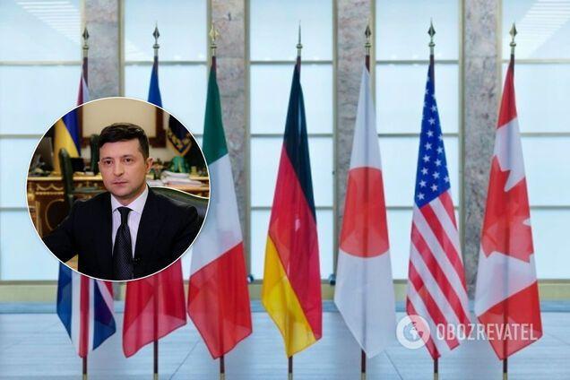 Послы G7 подержали законы о запуске рынка земли в Украине и банках