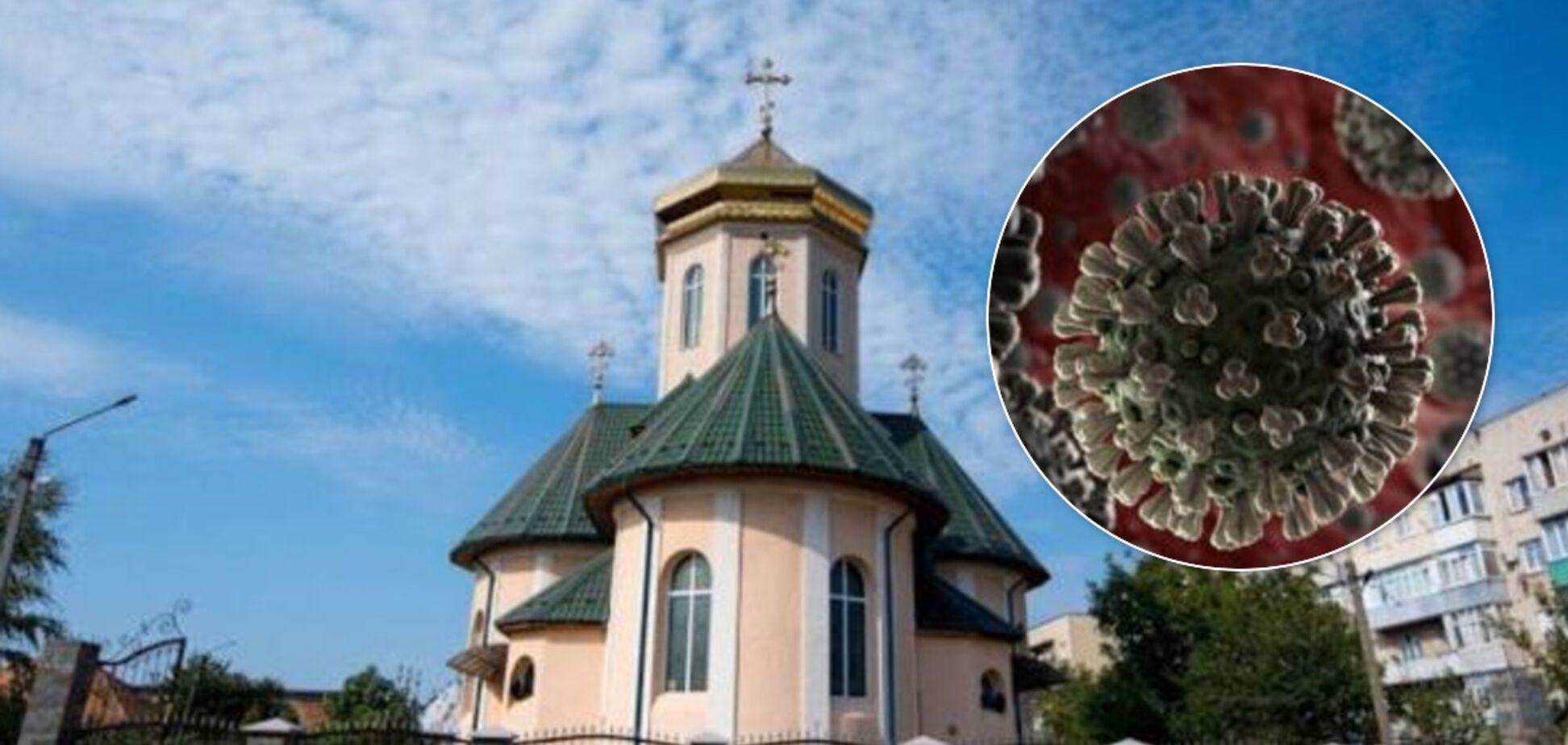 Заразила весь церковный хор: что известно о первой больной коронавирусом на Закарпатье