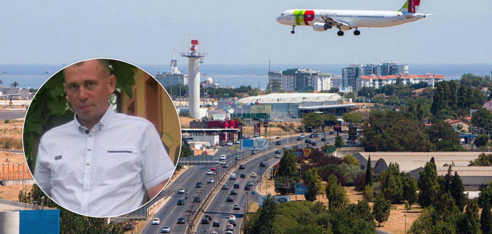 Замаскировали побои под эпилепсию: выяснились детали зверского убийства украинца в аэропорту Лиссабона