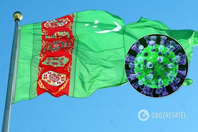 """В Туркменистане """"запретили"""" коронавирус: за маски и разговоры арестовывают"""