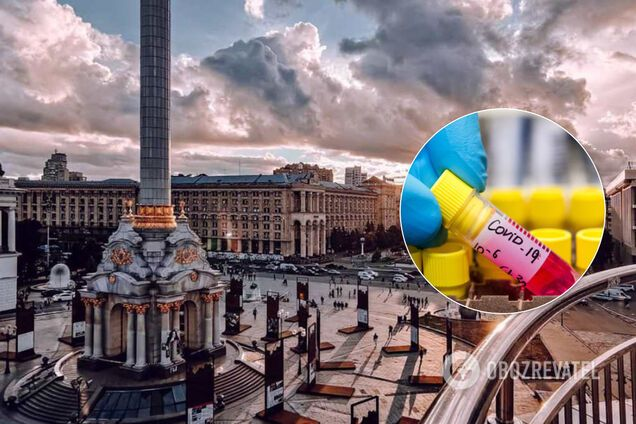 На COVID-19 у Києві захворіли ще понад 400 осіб. Статистика