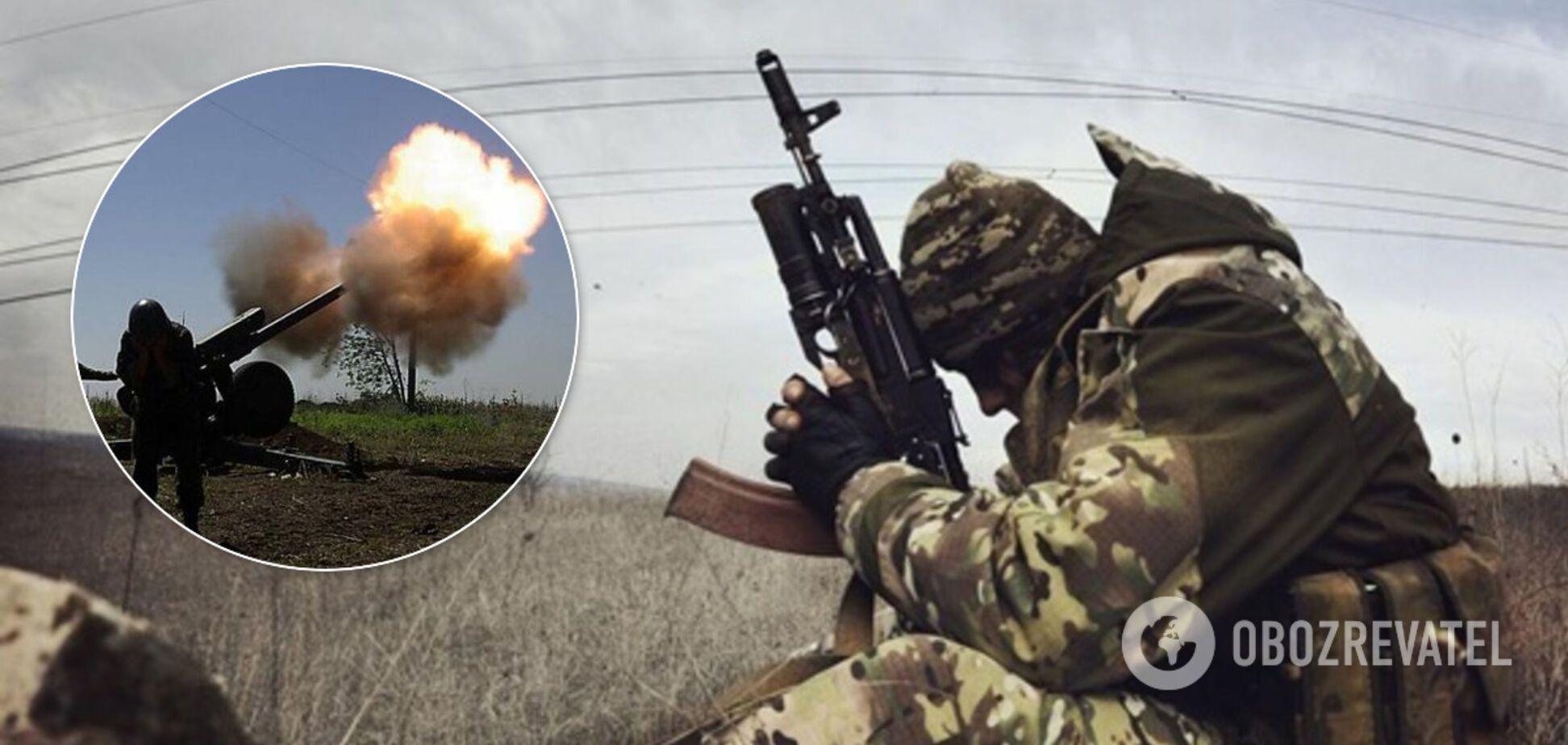 Найманці Росії розв'язали криваві бої на Донбасі: в України серйозні втрати