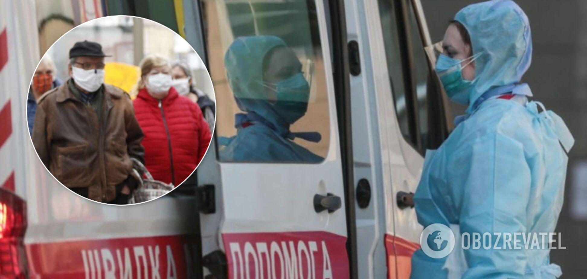 153 за добу! В Україні виявили вже 1225 хворих на коронавірус