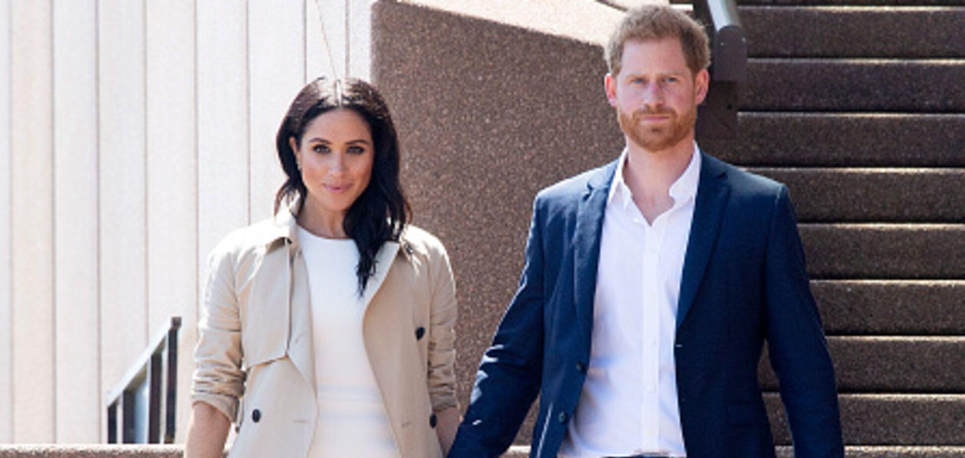Маркл и Гарри покинули королевскую семью: прощальное письмо герцогов