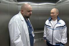 Путина отправят на карантин?