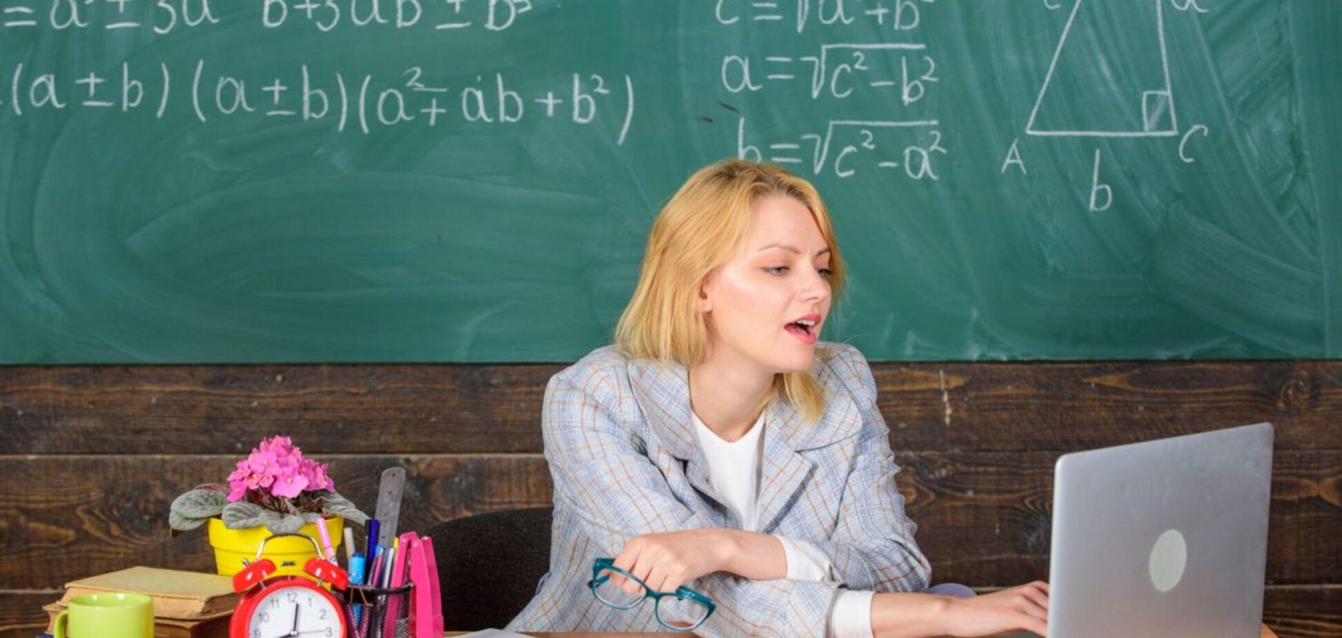 Вчителька назвала головні недоліки дистанційного навчання в Україні