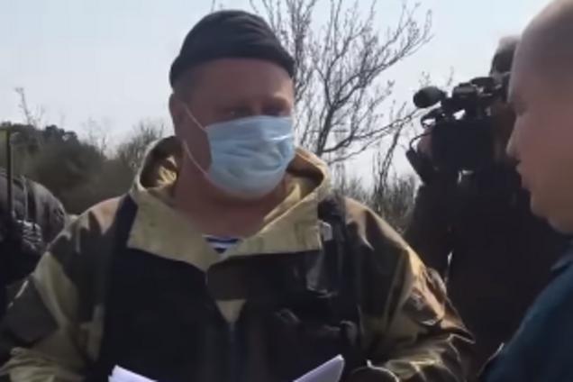 Окупантів Криму вивели блокувати траси через коронавірус