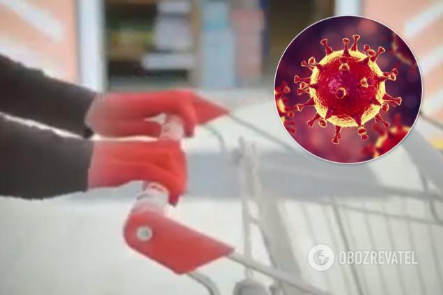 Як передається коронавірус людині: процес показали на відео