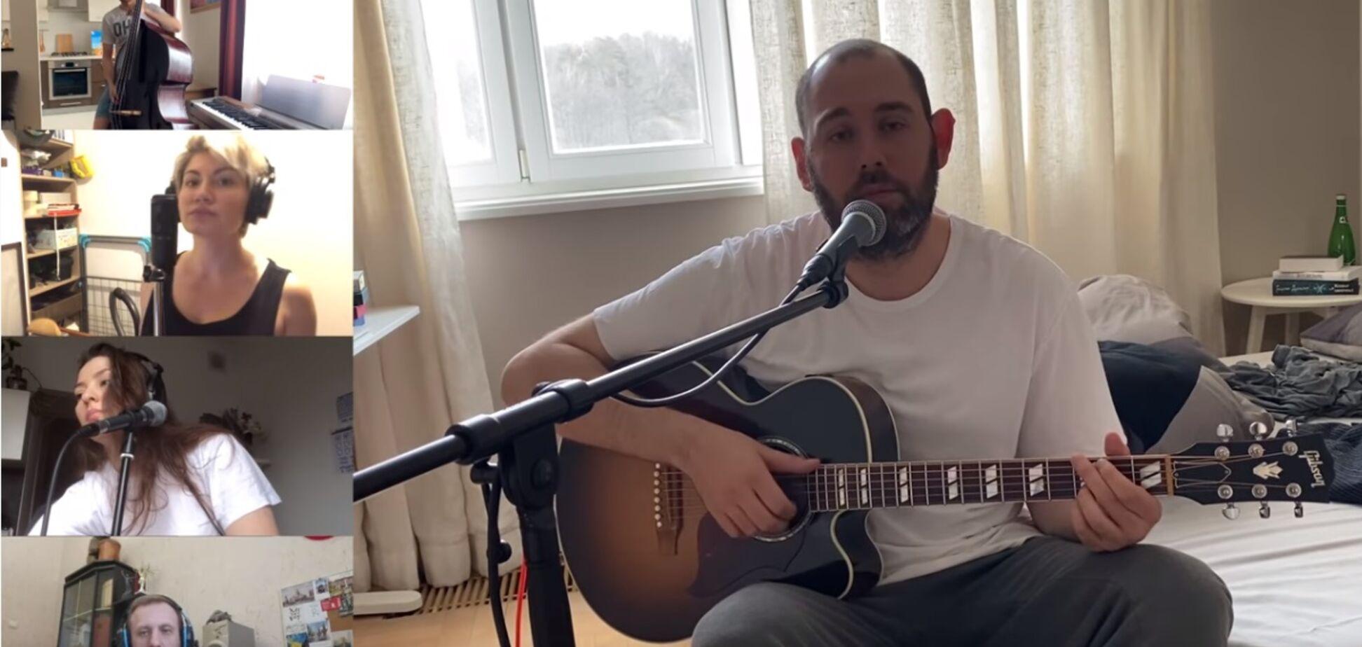 Семен Слепаков написал матерную песню о коронавирусе: 'Ср*ный вирус, отъ***сь!'. Видео