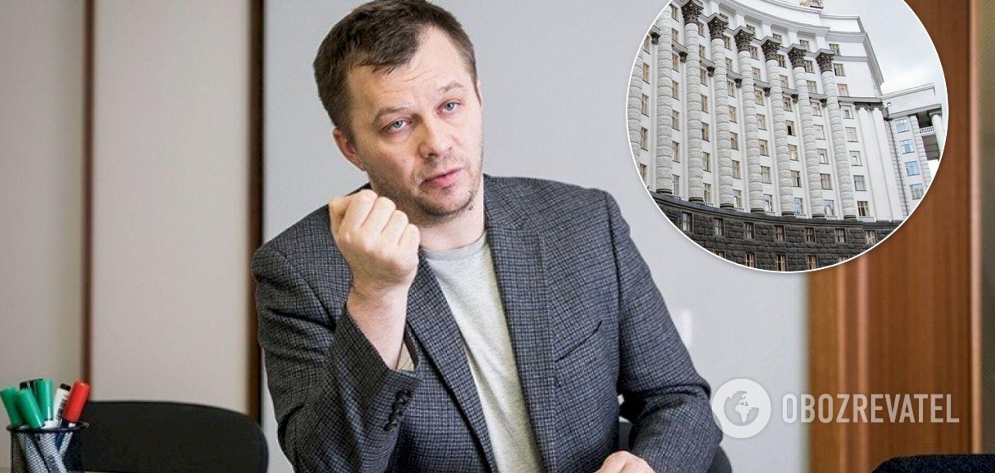 Милованов і Жуковський відмовилися працювати у Кабміні Шмигаля – джерело