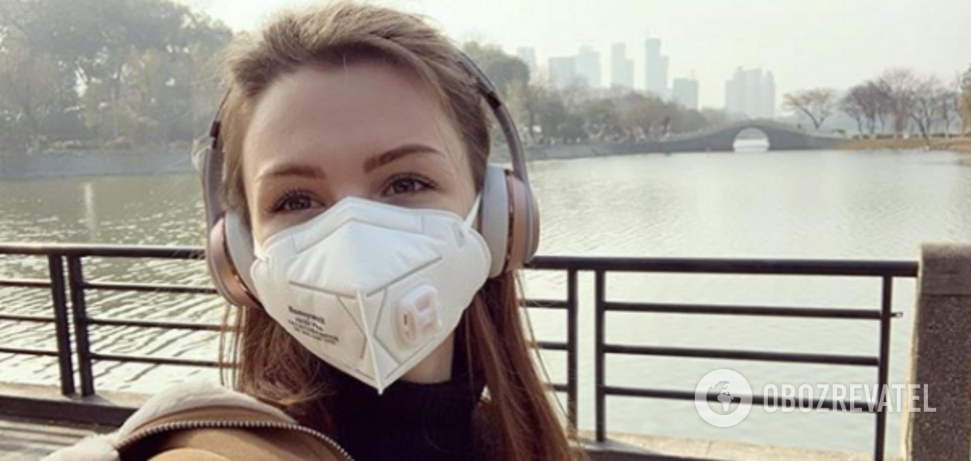 Украинку Анастасию Зинченко возмутил запрет на ввоз животных из Китая