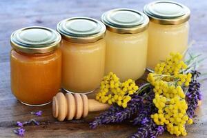 Из 29 только 7 образцов украинского меда оказались качественными