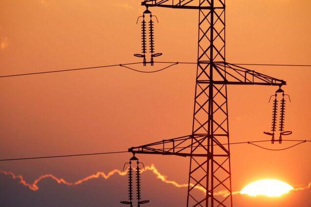 Украина ввела ограничения на импорт электроэнергии из России