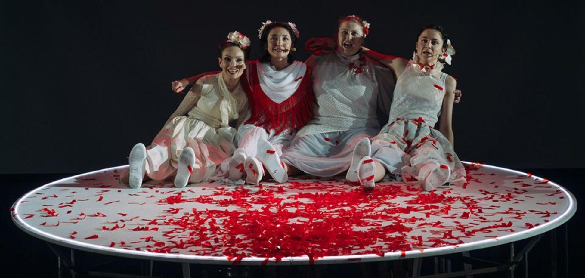 15 марта в Национальной оперетте покажут документальный спектакль 'Пенита.ОПЕРА'