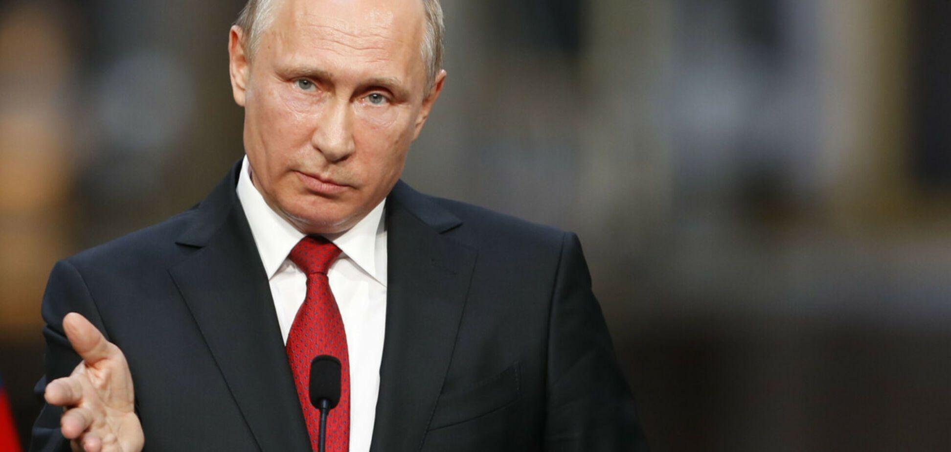 Путін знову хоче обдурить, але тепер вже своїх